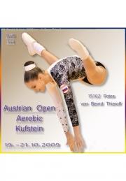 Austrian Aerobics Open 2009