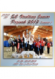 226_European Vaulting Championships Juniors Pezinok 2012 - Photos