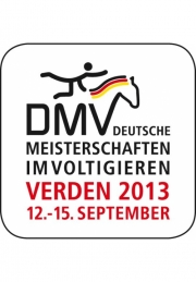 256 Deutsche Meisterschaft Verden 2013