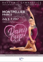 Dany-Cup Montpellier 2017 - Photos+Videos