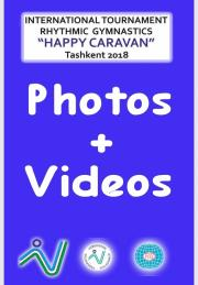Happy Caravan Tashkent 2018 - Photos+Videos