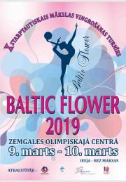 Baltic Flower Jelgava 2019 - Photos+Videos