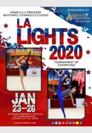 LA Lights 2020 - Photo