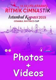 Istanbul Rhythmic Cup 2019 - Photos+Videos