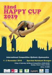 Happy Cup Gent 2019 - Photos+Videos