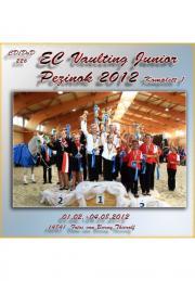 226_European Vaulting Championships Juniors Pezinok 2012 - Photos