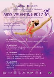 Miss Valentine Cup Tartu 2017 - Photos+Videos
